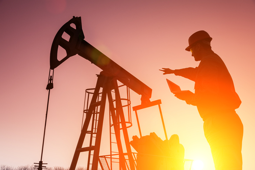 oil-mining